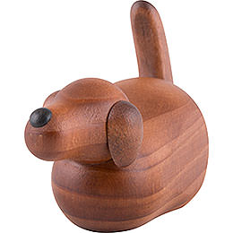 Sheep Dog Lying  -  4cm / 1.6 inch