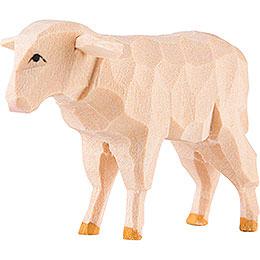 Sheep standing  -  2,8cm / 1.1 inch