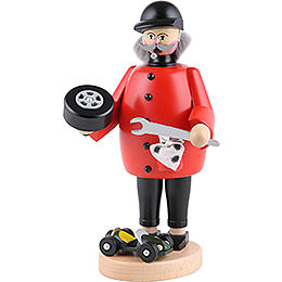 Smoker  -  Car Mechanic  -  21cm / 8 inch