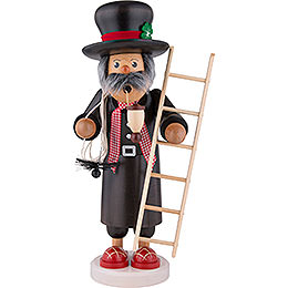 Smoker  -  Chimney Sweep  -  53,5cm / 21.1 inch
