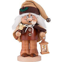 Smoker  -  Christmas - Gnome  -  26,5cm / 10.4 inch