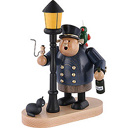 Smoker  -  Drunk Captain  -  24cm / 9 inch