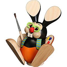 Smoker  -  Easter Bunny  -  Ball Figure  -  12cm / 5 inch