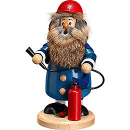 Smoker  -  Firefighter  -  22cm / 9 inch