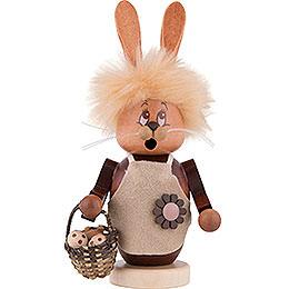 Smoker  -  Gnome Bunny (female)  -  16,5cm / 6 inch
