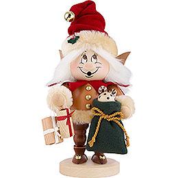 Smoker  -  Gnome Christmas Elf  -  31,5cm / 12.4 inch
