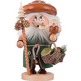 Smoker  -  Gnome Mushroom Man  -  27cm / 11 inch