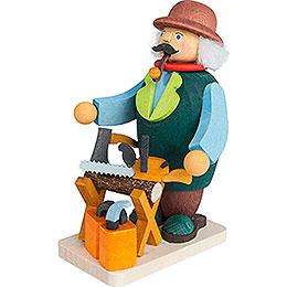 Smoker  -  'Joseph Jigsaw'  -  14cm / 5.5 inch
