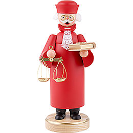 Smoker  -  Judge  -  German Supreme Court  -  22cm / 9 inch