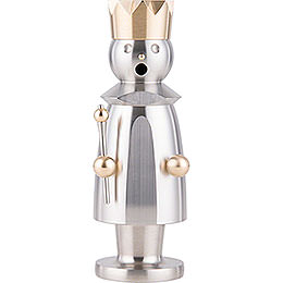Smoker  -  King  -  Stainless Steel  -  15cm / 5.9 inch