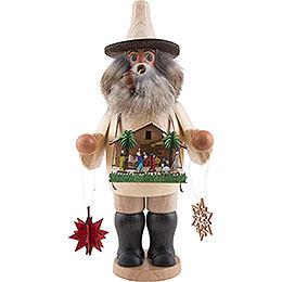 Smoker  -  Nativity Set Salesman  -  25cm / 10 inch