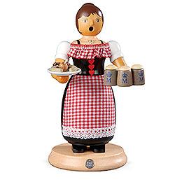 Smoker  -  Oktoberfest Waitress  -  24cm / 9 inch