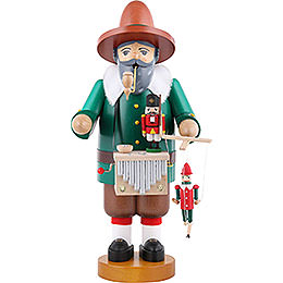 Smoker  -  Puppet Player with Music Tune  -  36cm / 14 inch