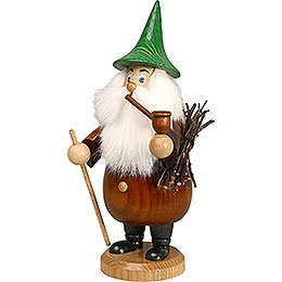 Smoker  -  Rooty - Dwarf Brown  -  19cm / 7 inch