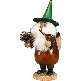 Smoker  -  Rooty - Dwarf Coneman Brown  -  19cm / 7 inch