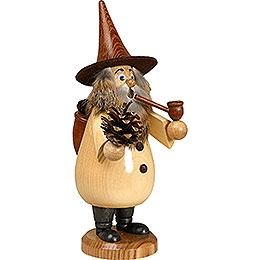 Smoker  -  Rooty - Dwarf Coneman Natural Colors  -  19cm / 7 inch
