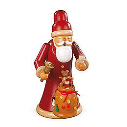 Smoker  -  Santa with Presents  -  23cm / 9 inch