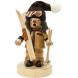 Smoker  -  Ski Driver Natural Colors  -  18,5cm / 7 inch