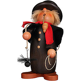 Smoker  -  Sleepy Head Chimney Sweep  -  20cm / 7.9 inch