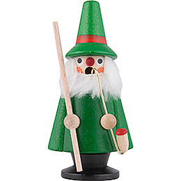 Smoker  -  Woodman Green  -  10,5cm / 4 inch