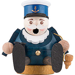 Smoker mini  -  Captain  -  8cm / 3.1 inch