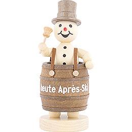 Snowman Apres Ski  -  12cm / 4.7 inch