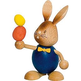 Snubby Bunny Juggler  -  12cm / 4.7 inch