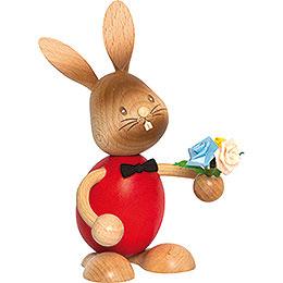 Snubby Bunny Well Wisher  -  12cm / 4.7 inch