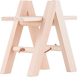 Stepladder with 2 Boards  -  5cm / 2 inch