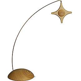 Stern, natur  -  50cm