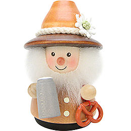 Teeter Man Bavarian Natural  -  8,0cm / 3.1 inch