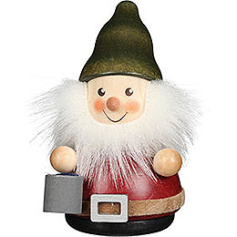 Teeter Man Dwarf with Bucket  -  8cm / 3.1 inch