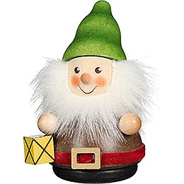 Teeter Man Dwarf with Lantern  -  8cm / 3.1 inch