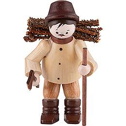Thiel Figurine  -  Brushwood Man  -  natural  -  5,5cm / 2.2 inch