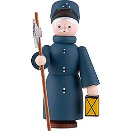 Thiel Figurine  -  Nightwatchman  -  coloured  -  6,5cm / 2.6 inch