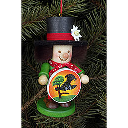 Tree Ornament  -  Champion Marksman  -  10,5cm / 4 inch