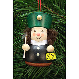 Tree Ornament  -  Teeter Man Miner  -  7,5cm / 3 inch