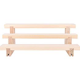 Treppe für Miniaturstübchen  -  12cm