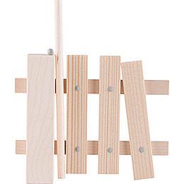 Zaun  -  10cm